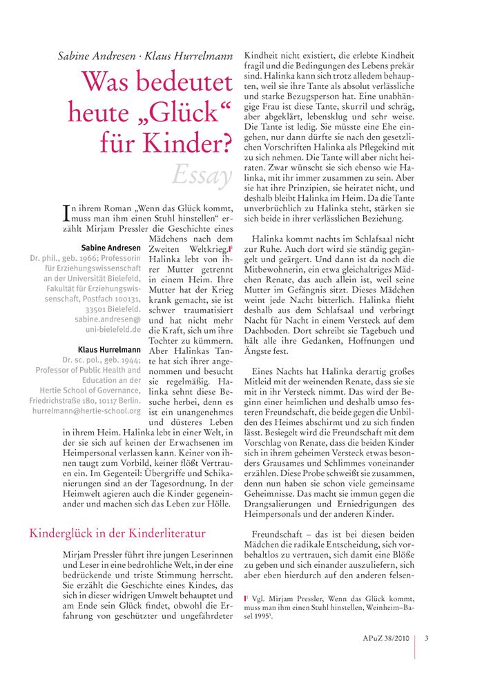 Essay_AndresenHurrelmann_GlückfürKinder-1