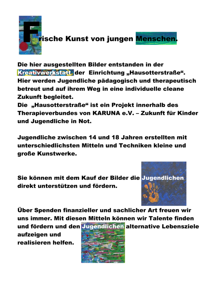 Pavillon-Erklärung
