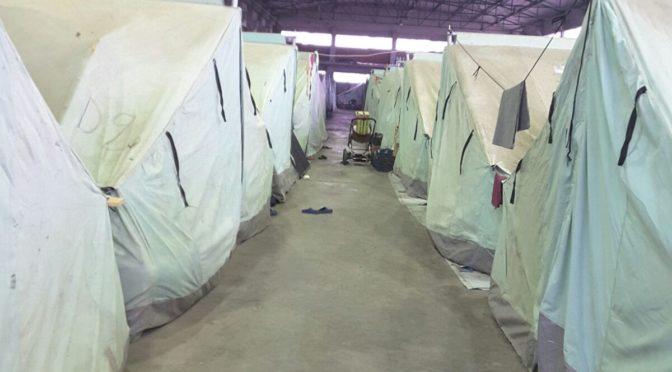 Hilfseinsatz in Griechenland