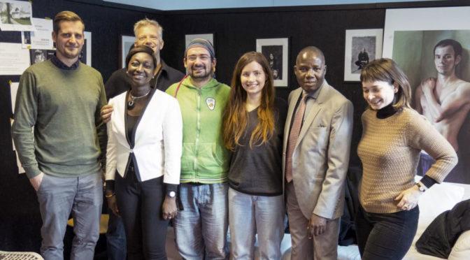Delegation aus Guinea zu Gast