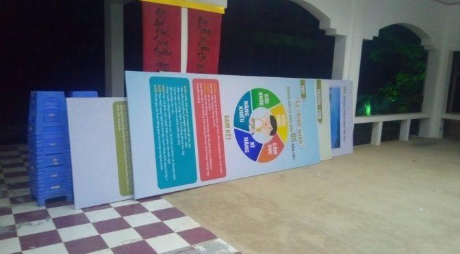 KARUNA unterstützt Schule in Vietnam